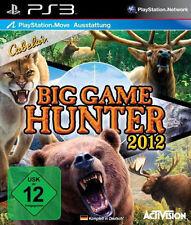 Sony PS3 Playstation 3 Spiel * Cabela's Big Game Hunter 2012 * Cabelas **NEU*NEW