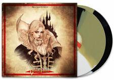 Konami KUKEIHA Club Castlevania Symphony of The Night Soundtrack 2x LP VIN