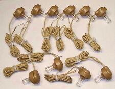 10 PCS LOT high IMPEDANCE earphones crystal & transistor radio project kit parts