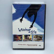 Waking Life (Dvd, 2002) Richard Linklater Animated Drama Factory Sealed Region 1
