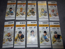 Pittsburgh Penguins vs Montreal Canadiens TICKET STUB 12-31-16 Game 21 Malkin
