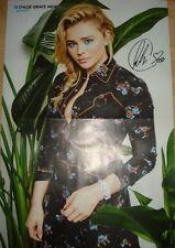 Cloe Grace Moretz   //  5 seconds Of Summer  __  1 Poster  __  27,5 cm x 41 cm