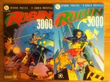 Complete Set of 2 Elseworlds Robin 3000 books 1 and 2 (VF) from 1992 - free post