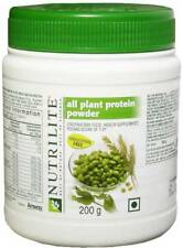 Amway Nutrilite All Plant Protein Powder - 200 gms |  Free shipping
