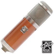 Roswell Pro Audio Colares - Boutique Flagship Studio Vocal Microphone
