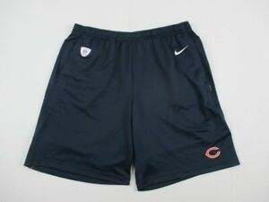 Chicago Bears Nike Shorts Men's Navy Dri-Fit Used Multiple Sizes