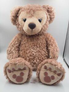 "Duffy Bear MB1908 Shellie May Tokyo Disney Sea HUGE Plush 26"" Toy Doll Japan"