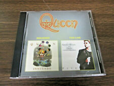 Queen Cd - Innuendo and Five Live - 2 albums on 1 cd - Russia import