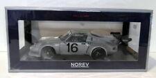 Norev 1/18 Scale Diecast 187427 Porsche 911 Carrera RSR Mid Ohio 3H 1977
