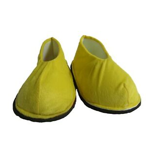 Mascot Costume Halloween Shoes Feet Pink Yellow Black Red Blue Cosplay Dress Up
