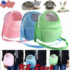 New listing Small Pet Animals Carrier Cage Travel Bag Dog Cat Rabbit Rat Bird Guinea Carrier