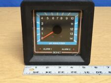 Signet Scientific 3-9759.100 pH Analyzer Display Meter 2-Alarm Control N42