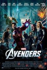 The Avengers Movie Poster Wall Photo Print 8x10 11x17 16x20 22x28 24x36 27x40