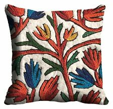 "Flower Bold Cushion Cover Home Sofa Waist Throw Pillow Case Size 12""-22"""
