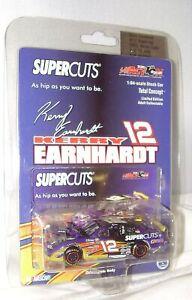 1:64 ACTION 2002 #12 SUPERCUTS RACING KERRY EARNHARDT TOTAL CONCEPT HOOD OPEN