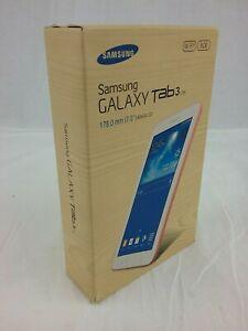 Samsung Galaxy Tab 3 Lite - SM-T110 - 8GB - Wi-Fi - 7in - Peach Pink - NEW