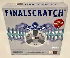 Stanton FinalScratch USB interface Final Scratch With RCA Patch Cords