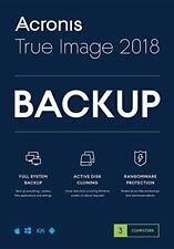 528151 SOF Acronis True Image 2018 3pc UK