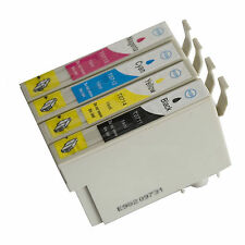 KIT 4 CARTUCCE COMPATIBILI EPSON Stylus DX4450 DX7400 DX7450 DX8400 DX8450 S20