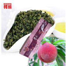 250g Taiwan Alishan High Mountain Green Tea Peach Flavour Oolong Tea Organic Tea