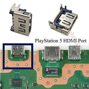 New Replacement Sony PlayStation 5 PS5 HDMI Port Display Socket Jack Connector.