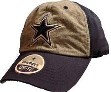 Dallas Cowboys Aberdeen Adjustable Hat - Navy/Gray
