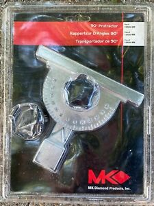 MK Diamond Ceramic Tile Saw 90º Protractor