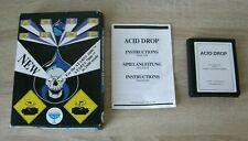 Acid Drop (complete) - Atari 2600