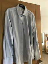 Charles Tyrwhitt Jermyn Street Slim fit shirt size 16.5 collar non iron checked