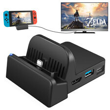 Portable Mini Desktop Charging Dock Stand for Nintendo Switch Good Quality