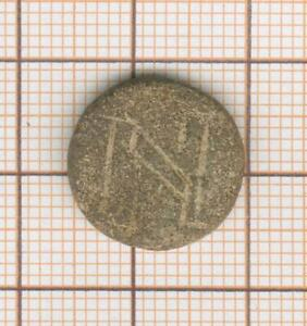 poids monetaire byzantin de Nomisma