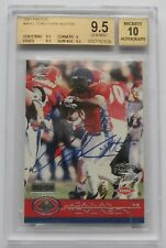 2001 Pacific Ladainian Tomlinson Rookie Auto /1500 BGS 9.5 / 10 Chargers HOF RB