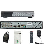 4CH Channel Full D1 Standalone DVR CCTV Security Camera System Realtime Record
