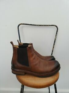 Officine Creative Italy Chelsea Boots Size38 24.5cm RRP$810 as New