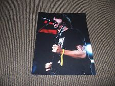 Dave Grohl Nirvana Foo Fighters Live Concert 8 x 10 Color Photo #1