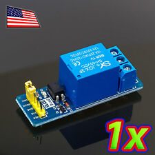 Single 1 Channel Relay Module Board and Shield For Arduino, Raspberry PI & MCU