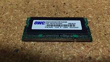 OWC 4GB DDR2 PC2-5300S 667MHz Laptop Memory OWC5300DDR2S4GB