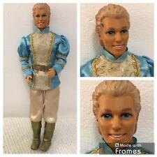 Vintage Ken en tenue de Prince Ami De Barbie 1990