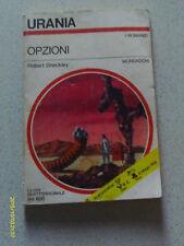 URANIA N° 689 OPZIONI DI ROBERT SHECKLEY EDITORE MONDADORI 1976