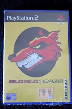 Ps2: Wild Wild Racing-New, Resealed! Unleash the fury that is in you!