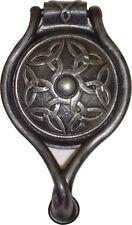 Celtic cast iron door knocker made in England
