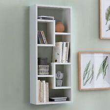 FineBuy Wandregal Rose Hängeregal 36x90x13 5cm Holz Wandboard Dekoregal Wand