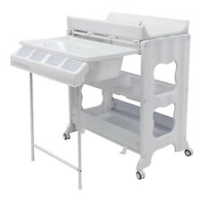 Childcare Montana Changing Bathing Change Table Centre White