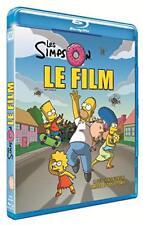 LES SIMPSON - LE FILM - Coffret Blu ray + DVD - Edition Fr - Neuf sous blister