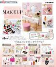 Re-Ment Miniature Petit Sample Makeup Dresser Cosmetic Full Set 8 pcs Rement