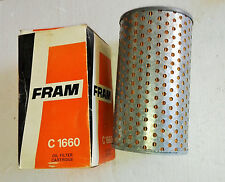FILTRO OLIO FRAM C1660 CATERPILLAR FIAT ALLIS MASSEY FERGUSON MF200 300