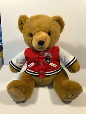 Fao Schwarz Varsity Jacket Teddy Bear 2019 Brown