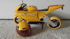2005 MGA, BRATZ DYNAMITE Sports MOTORBIKE MOTORCYCLE - BLACK & YELLOW