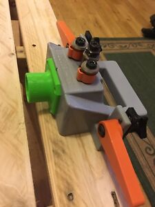 Blum Eco Drill To Festool Bosch Vacuum  Adaptor
