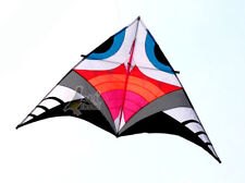 Free shipping 2.8m huge shark colorful single line Delta kites outdoor fun toys
